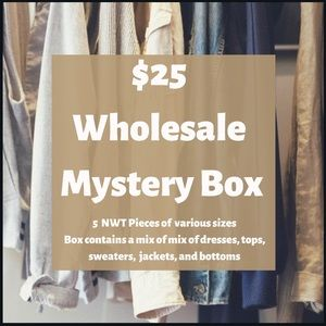 👗Wholesale Mystery Box👗